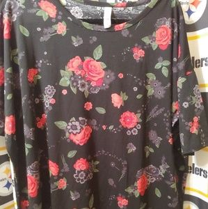 NWOT large Irma tunic from LulaRoe